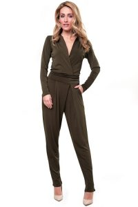 Long Sleeved Jumpsuits