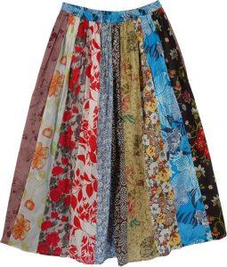 Long Vintage Skirts