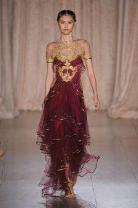 Marchesa Runway Gowns