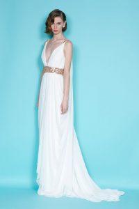 Marchesa White Gown