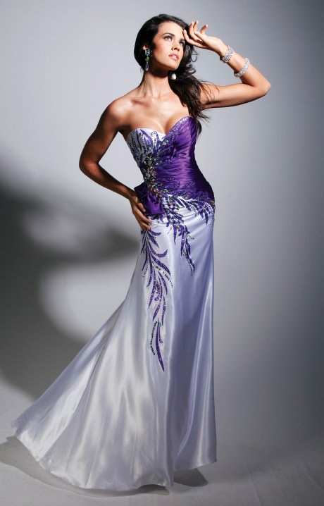 Mardi Gras Gowns | Dressed Up Girl