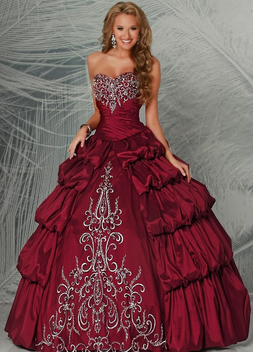 Masquerade Gowns | Dressed Up Girl