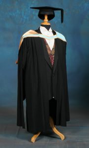 Masters Gown Images