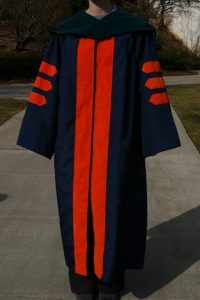 Masters Gown Pictures