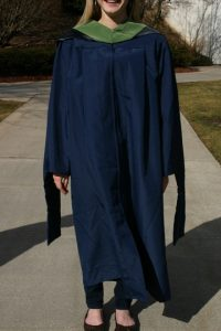 Masters Gowns