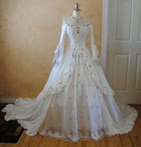 Modern Victorian Gown