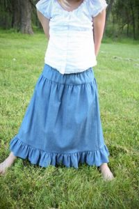 Modest Girls Skirts