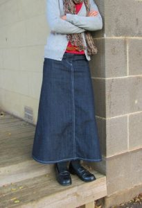 Modest Jean Skirts