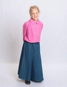 Modest Long Skirts