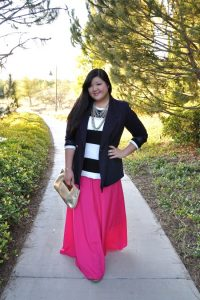 Modest Plus Size Skirts