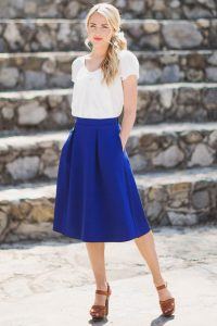Modest Skirts for Teenagers
