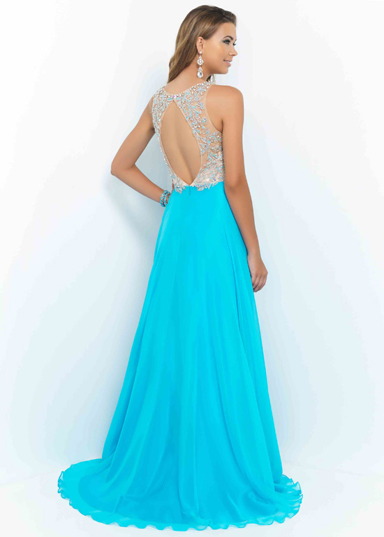 Open Back Gown | Dressed Up Girl