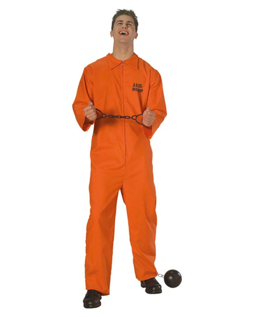 Orange Jumpsuit