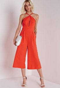 Orange Jumpsuits