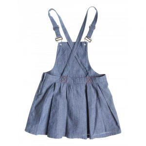 Overall Skirt for Kids