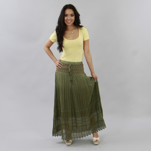 Peasant Skirts Dressed Up Girl