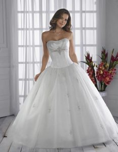 Petite Ball Gown