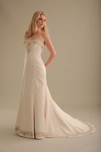 Petite Gowns for Weddings