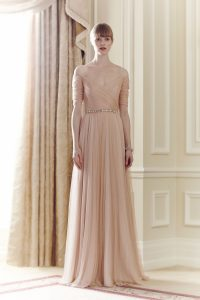 Pink Champagne Gown