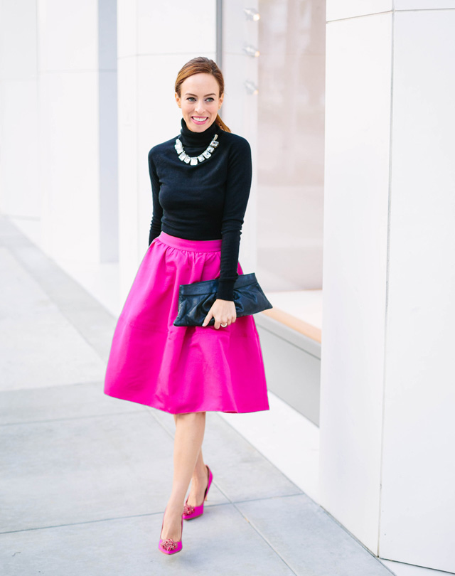 Pink Skirt | Dressed Up Girl