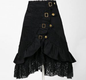 Plus Size Boho Skirts