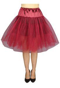 Plus Size Crinoline Skirt