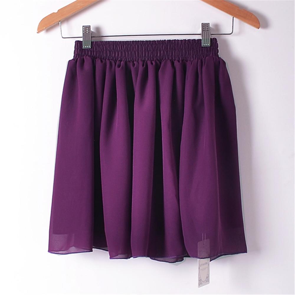 Chiffon Skirt Dressed Up Girl
