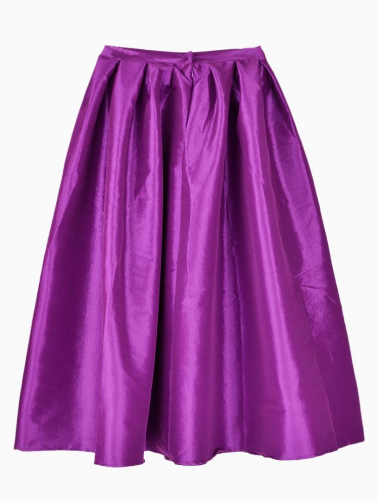 Purple Skirt Dressedupgirl Com