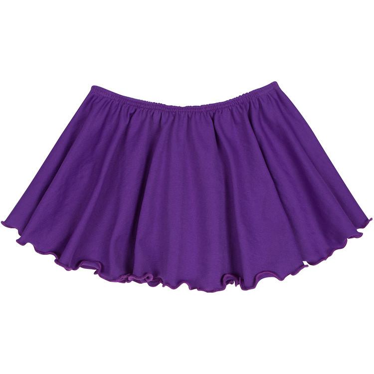 Purple Skirt   Dressed Up Girl