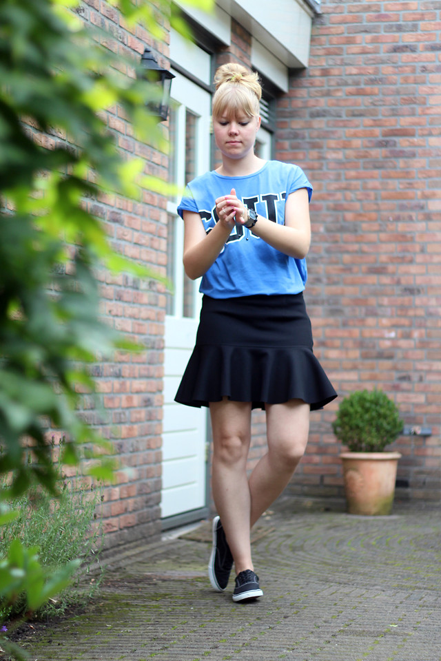 Ruffle Skirt | Dressed Up Girl