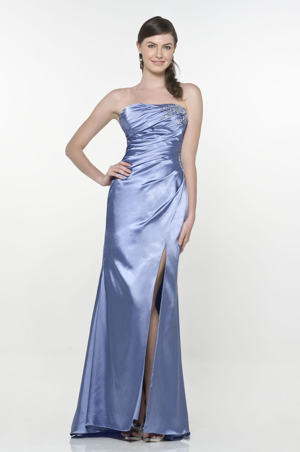 Satin Gown | Dressed Up Girl