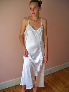 Satin Lingerie Gowns