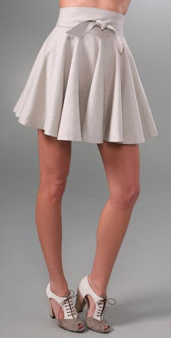 Flowy Skirts | DressedUpGirl.com
