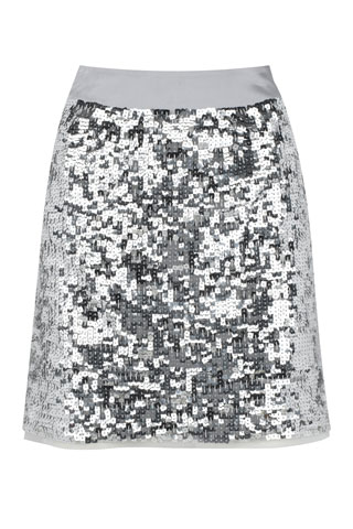 Silver Skirt | Dressed Up Girl