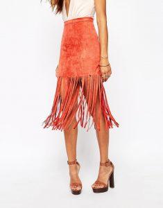 Skirt Fringe