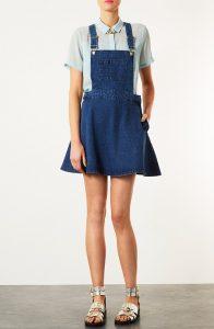 Skirt Overalls for Women