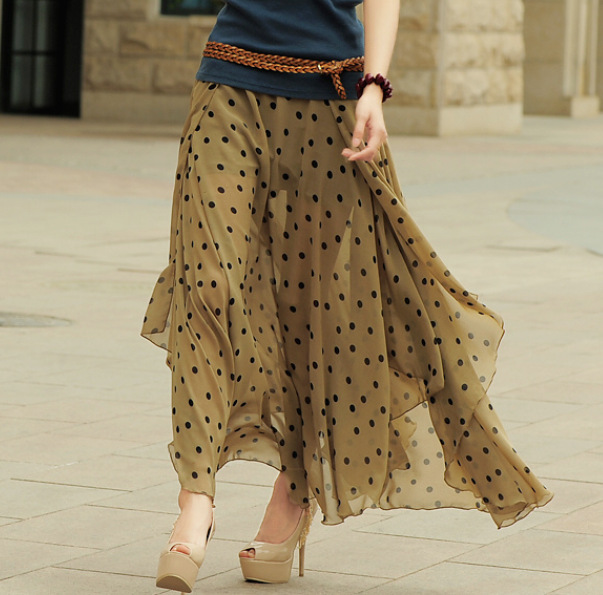 Model Skirts For Women-Maxi Skirt-Boho Chic-Long Skirt-Bohemian