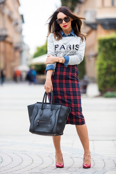 Tartan Skirt | Dressed Up Girl