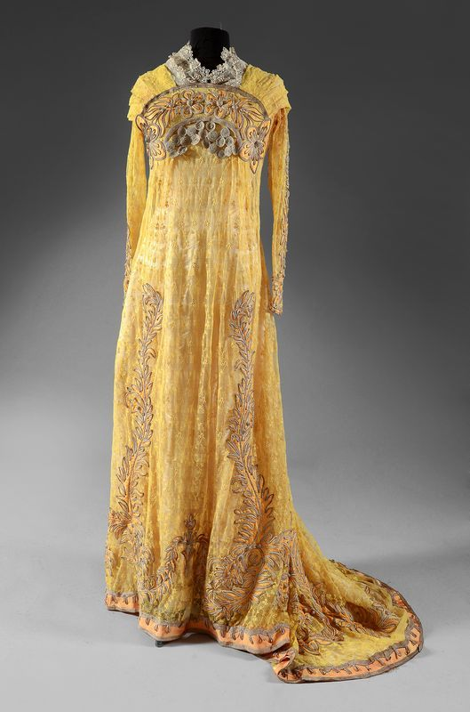 Tea Gown Dressedupgirl Com