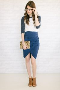 Tulip Skirt Outfit