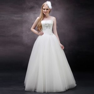 Tulle Evening Gown