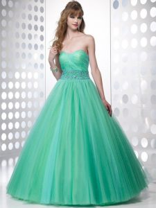 Tulle Gown Prom