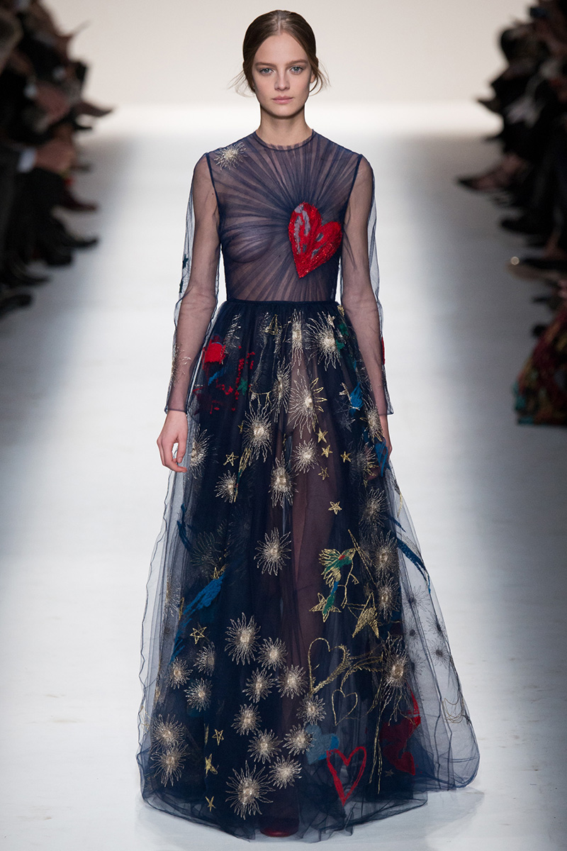 Valentino Gowns Dressed Up Girl