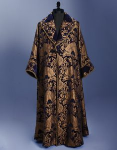 Victorian Dressing Gown
