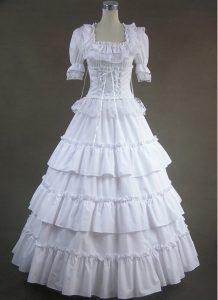 Victorian Gown Pattern