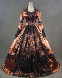 Victorian Style Gowns
