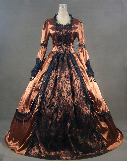 Victorian Gowns | Dressed Up Girl