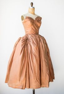 Vintage Couture Gowns