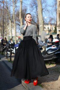 Vintage Long Skirts