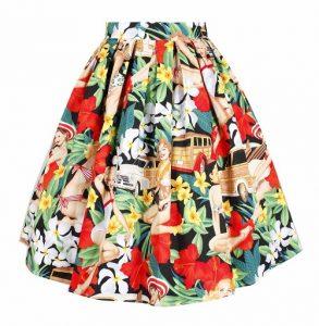 Vintage Skirt Patterns